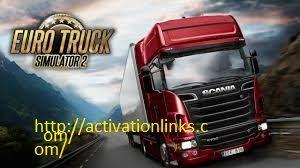 Euro Truck Simulator 2 Crack + License Key Free Download 2020