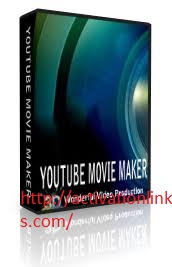 Youtube Movie Maker Crack + Serial Key Free Download 2020