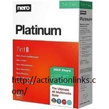 Nero Platinum Crack + Serial Key Free Download 2020