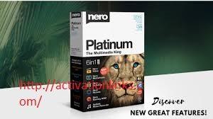 Nero Platinum 2020 Crack + License key Free Download