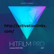 FXhome HitFilm Pro 2020 Crack + License key Free Download