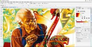 CorelDRAW Graphics Suite 2020 Crack + Activation Key Free Download