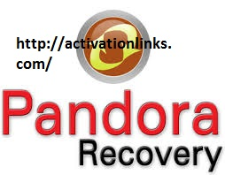 Pandora Recovery Crack + Activation Key Free Download 2020