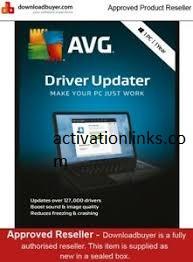 AVG Driver Updater Crack + Activation Key Free Download 2020