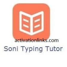 Soni Typing Tutor Crack + License Key Free Download 2020
