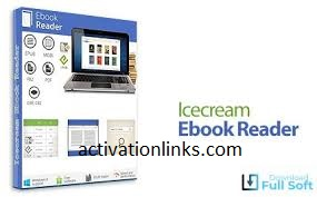 Icecream Ebook Reader Crack + Serial Key Free Download 2020