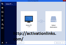 Acronis True Image 2020 Crack + License Key Free Download