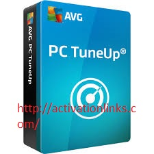 AVG PC TuneUp 2020 Crack + Serial key Free Download