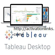 Tableau Desktop Crack + License Key Free Download 2020