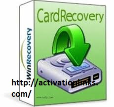 CardRecovery Crack + License Key Free Download 2020