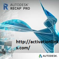 Autodesk ReCap 360 Pro 2020 Crack + License Key Free Download