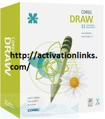 CorelDraw 11 Crack + Serial Key Free Download 2020