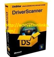 Uniblue DriverScanner Crack + Serial Key Free Download 2020