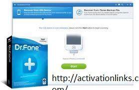 Wondershare Dr.Fone 10.5.0 Crack + Serial Key Free Download 2020