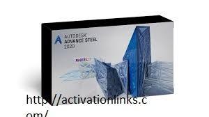 Autodesk Advance Steel 2020 Crack + License key Free Download