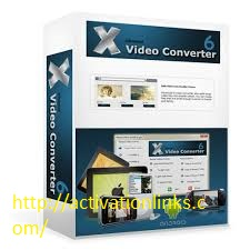 X Video Converter Crack + Serial Key Free Download 2020