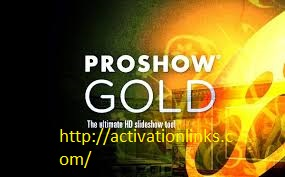 ProShow Gold Crack + Serial Key Free Download 2020
