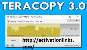 TeraCopy Crack + Serial Key Free Download 2020