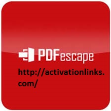 PDFEscape Crack is a multifunctional file management tool. It can be used as a PDF viewer