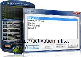 DFX Audio Enhancer Crack + Serial Key Free Download 2020