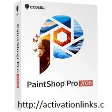 Corel PaintShop Pro Crack + Serial Key Free Download 2020