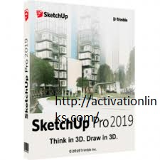 SketchUp Pro Crack + Serial Key Free Download 2020