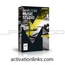 Magix Samplitude Music Studio 2020 Crack + License Key Download