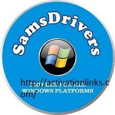 SamDrivers 2020 Crack + License key Free Download