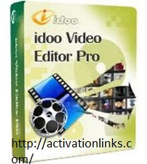 idoo Video Editor Pro 2020 Crack + License Key Free Download