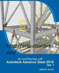 Autodesk Advance Steel 2020 Crack + License key Free Download