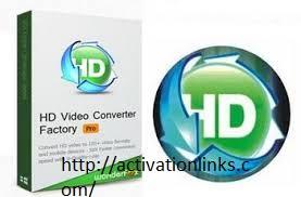 HD Video Converter Factory Pro Crack + Serial Key Free Download 2020