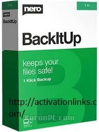 Nero BackItUp Crack