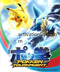 Pokkén Tournament Crack + Serial Key Free Download 2020