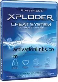 Xploder Ultimate Edition PS3 Crack + License Key Free Download 2020