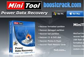 MiniTool Power Data Recovery 8.8 Crack With Activation Key Free Download