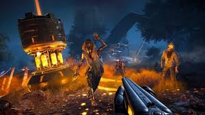 Far Cry Dead Living Zombies Full Pc Game + Crack