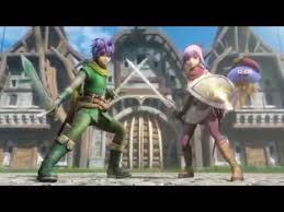 Dragon Quest Heroes ii Full Pc Game + Crack