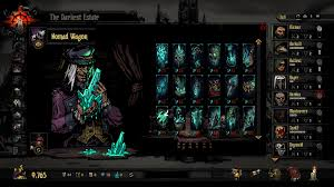 Darkest Dungeon The Color Of Madness Full Pc Game + Crack