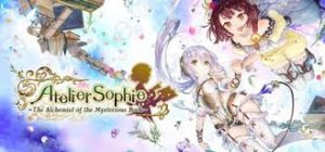Atelier Sophie The Alchemist Of The Mysterious Book Full Pc Game + Crack